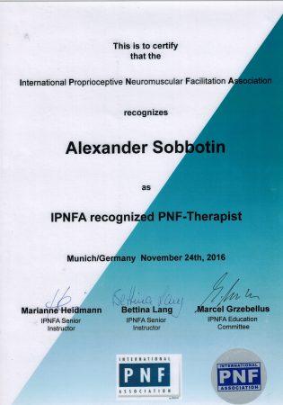 A.Subbotin-pnf-therapist